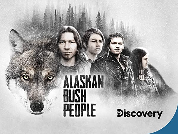 Alaskan Bush People - <strong>Bear Brown</strong>