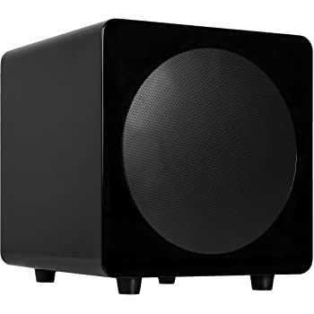 "Amazon.com: Kanto sub8 Powered Subwoofer – 8"" Paper Cone"