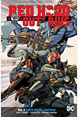 Red Hood and the Outlaws (2016-) Vol. 4: Good Night Gotham Kindle Edition
