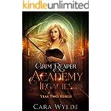 Year Two: Rebels: A Reverse Harem Bully Romance (Grim Reaper Academy Legacies Book 2)