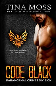 Code Black (Paranormal Crimes Division Book 1)