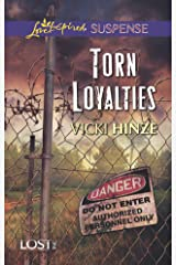 Torn Loyalties (Lost, Inc. Book 3) Kindle Edition