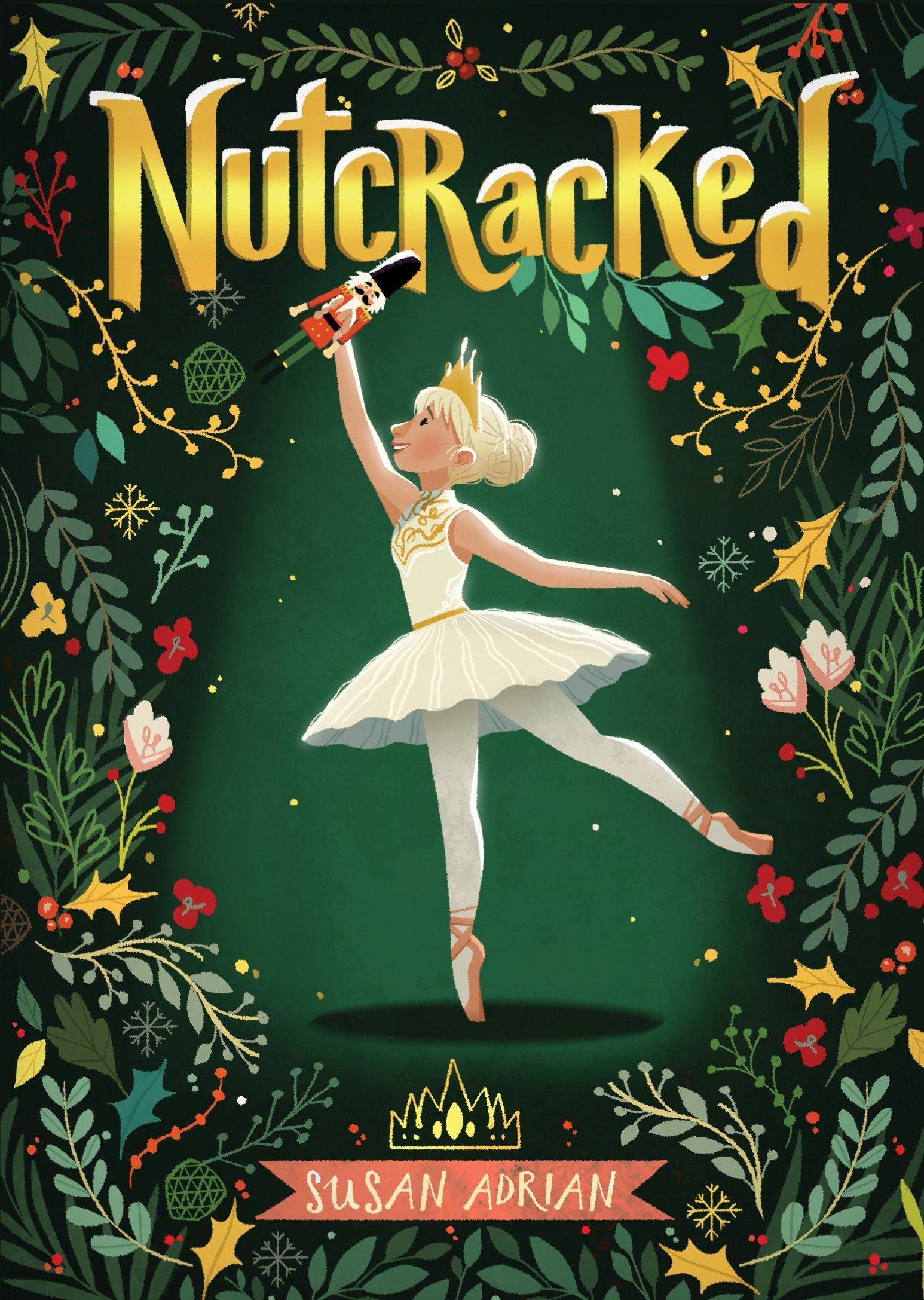 Nutcracked: Adrian, Susan: 9780399556685: Amazon.com: Books