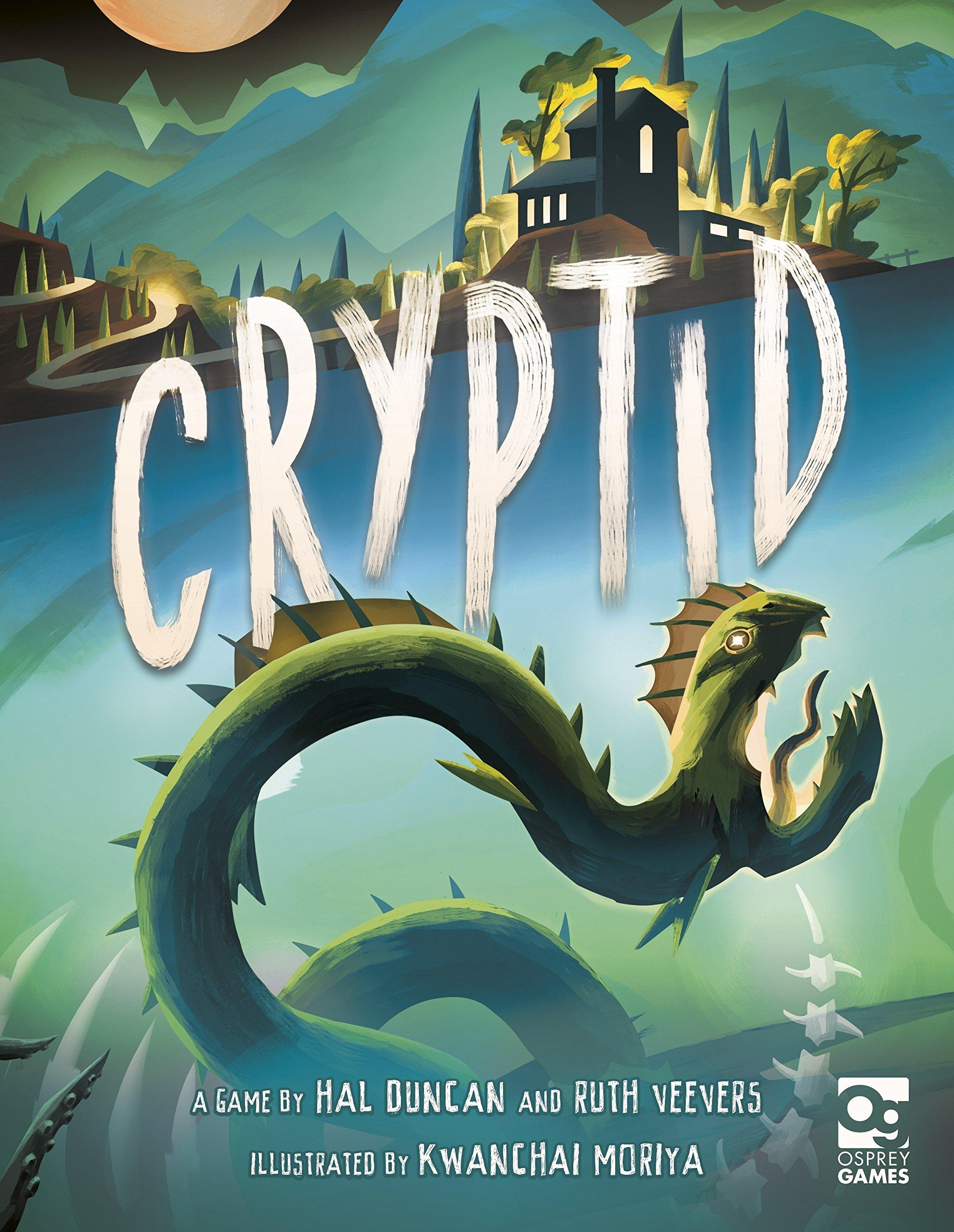 #Juegodemesa Cryptid por 18,96€