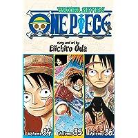 One Piece (Omnibus Edition), Vol. 12: Includes vols. 34, 35 & 36 (12)