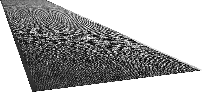 Fußmattenläufer Nassau - 90 x 600 cm - Anthrazit
