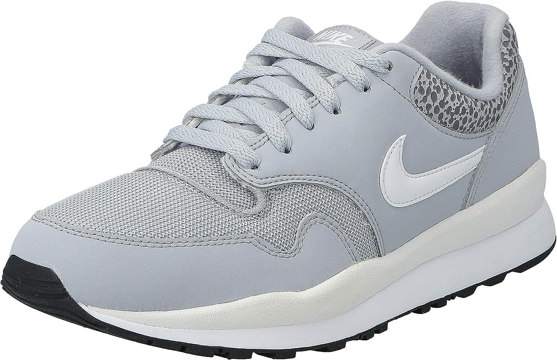 Mehrfarbig Wolf grau Weiß schwarz 011 42 EU Nike Herren Air Safari Laufschuhe