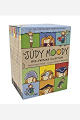 The Judy Moody Uber-Awesome Collection: Books 1-9 Paperback
