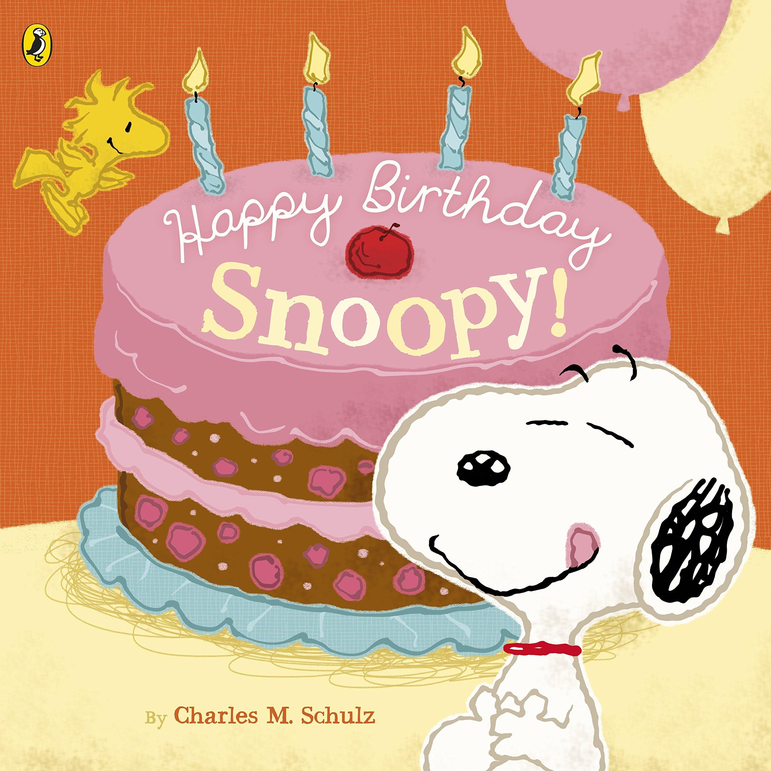 Snoopy Birthday Gifs Tenor