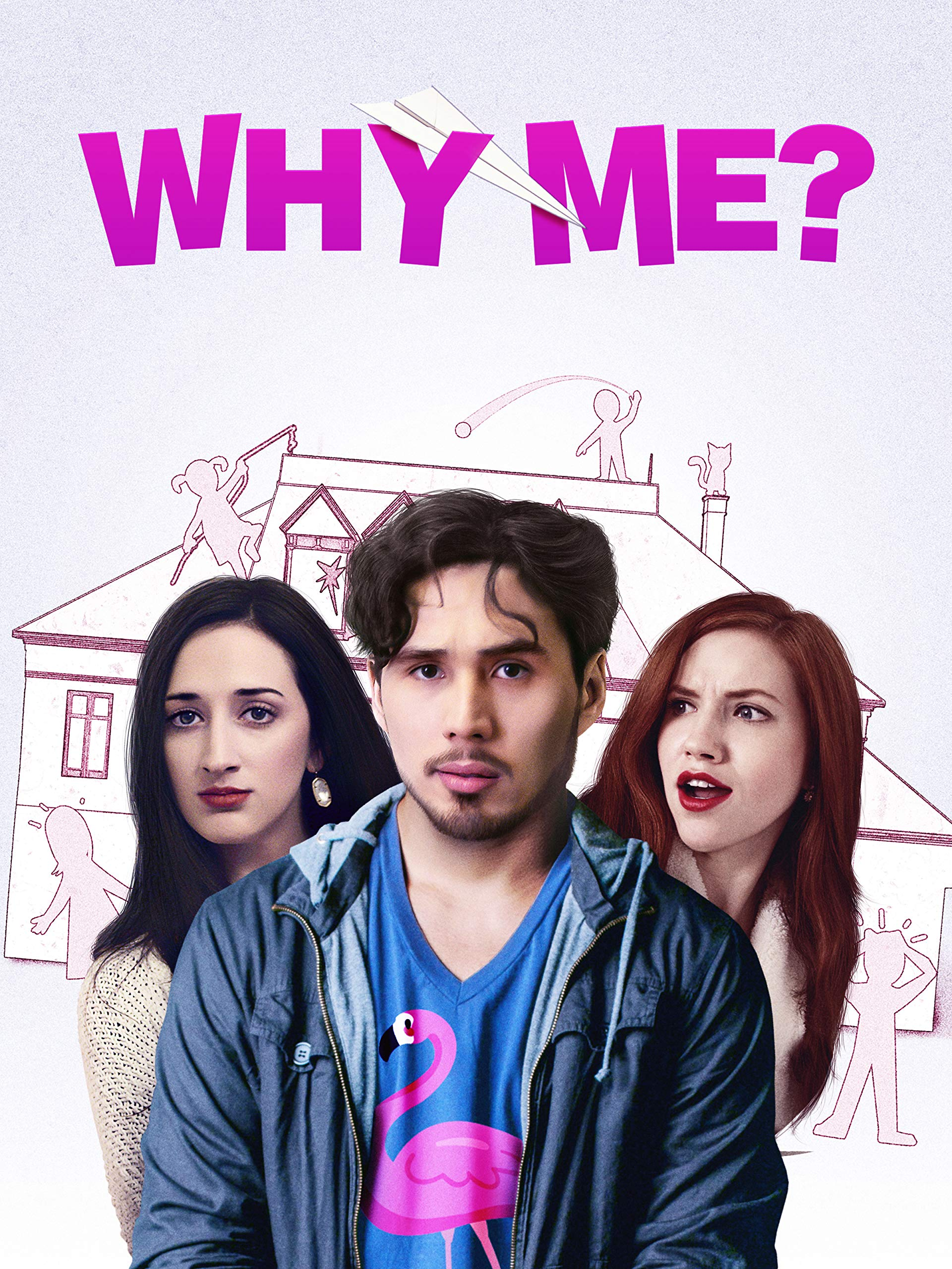 Why Me? on Amazon Prime Video UK