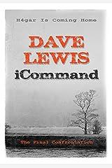 iCommand (Hagar Trilogy Book 3) Kindle Edition