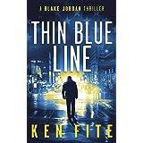 Thin Blue Line: A Blake Jordan Thriller (The Blake Jordan Series Book 7)