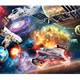 """Outer Space Puzzle 1000 Pieces – 20"""" x27"""", Solar System Puzzle 1000, Galaxy Puzzle 1000, Jigsaw Puzzles 1000 Pieces, Space Sc"""