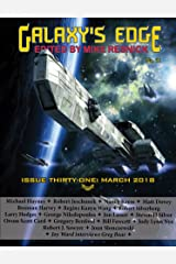 Galaxy's Edge Magazine: Issue 31, March 2018 (Galaxy's Edge magazine) Kindle Edition