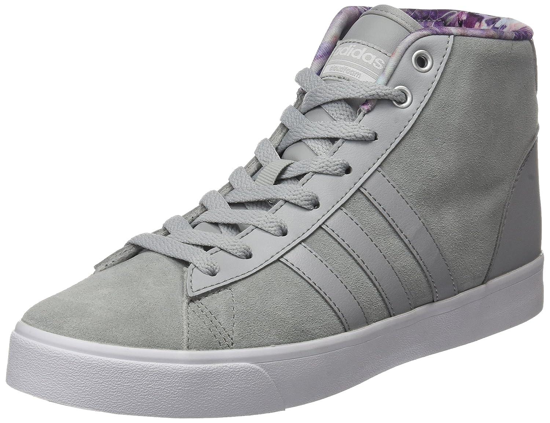 Adidas AW4211, Zapatillas Altas Mujer 41 1/2 EU|Gris (ONICLA/ONICLA/FTWBLA)