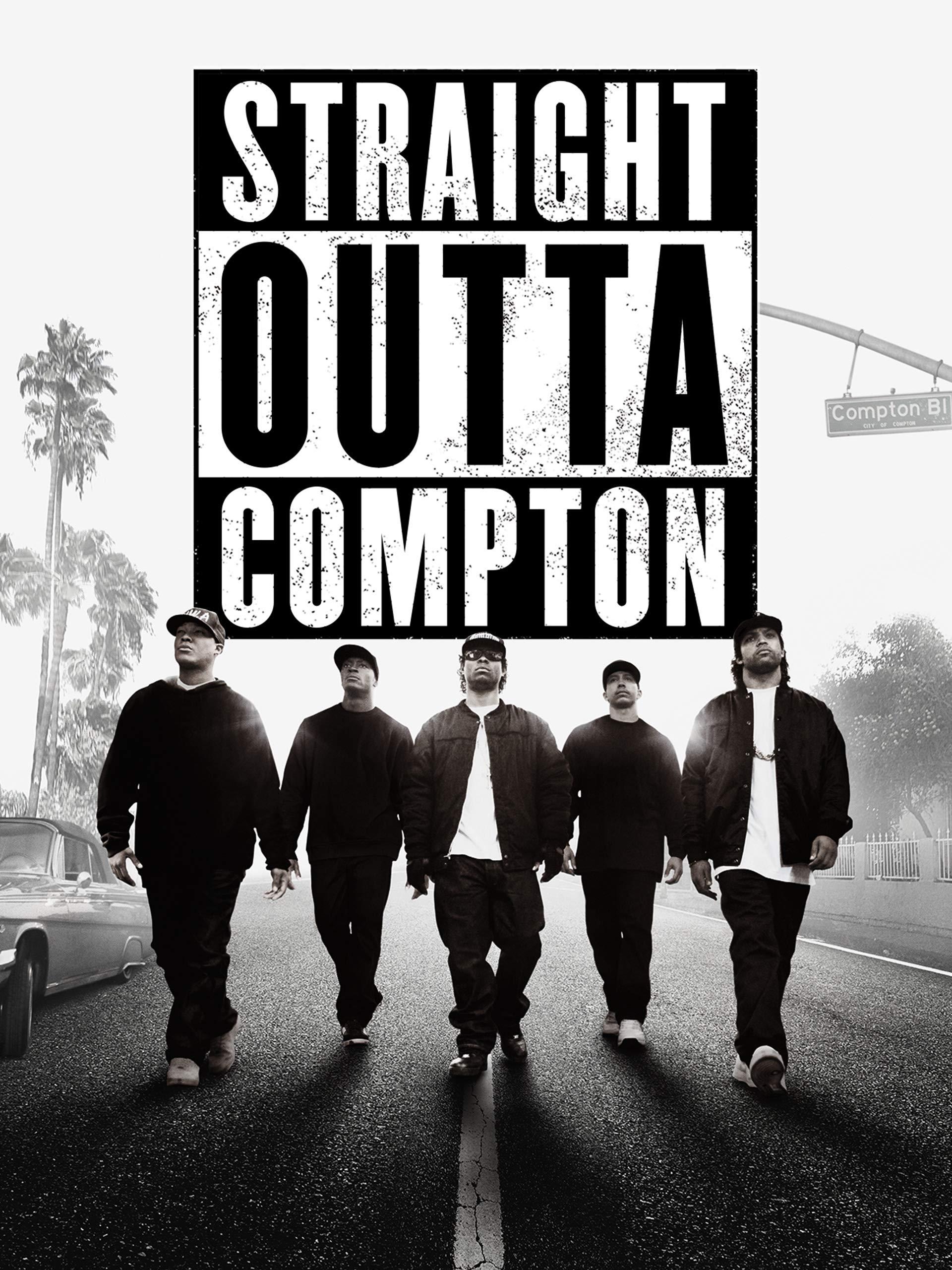 Straight Outta Compton (4K UHD) on Amazon Prime Video UK