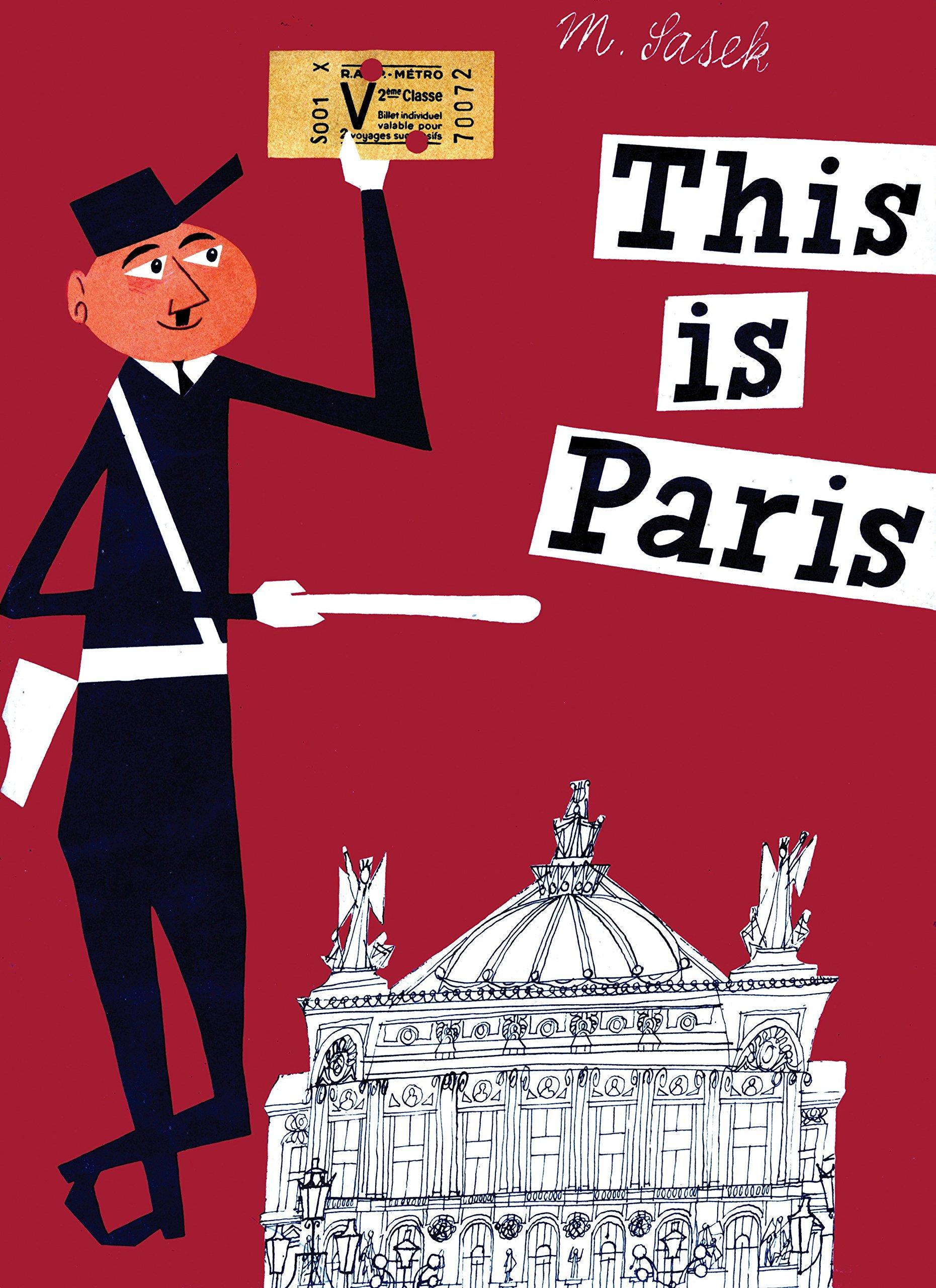 Amazon | This is Paris (This is . . .) | Sasek, Miroslav | Customs ...