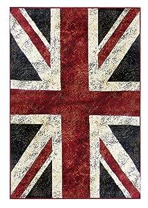 Viva Pop UK Tappeto Arredo, Multicolore, 16 x 23 cm