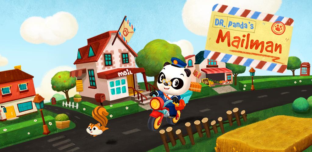 Dr Panda Mailman