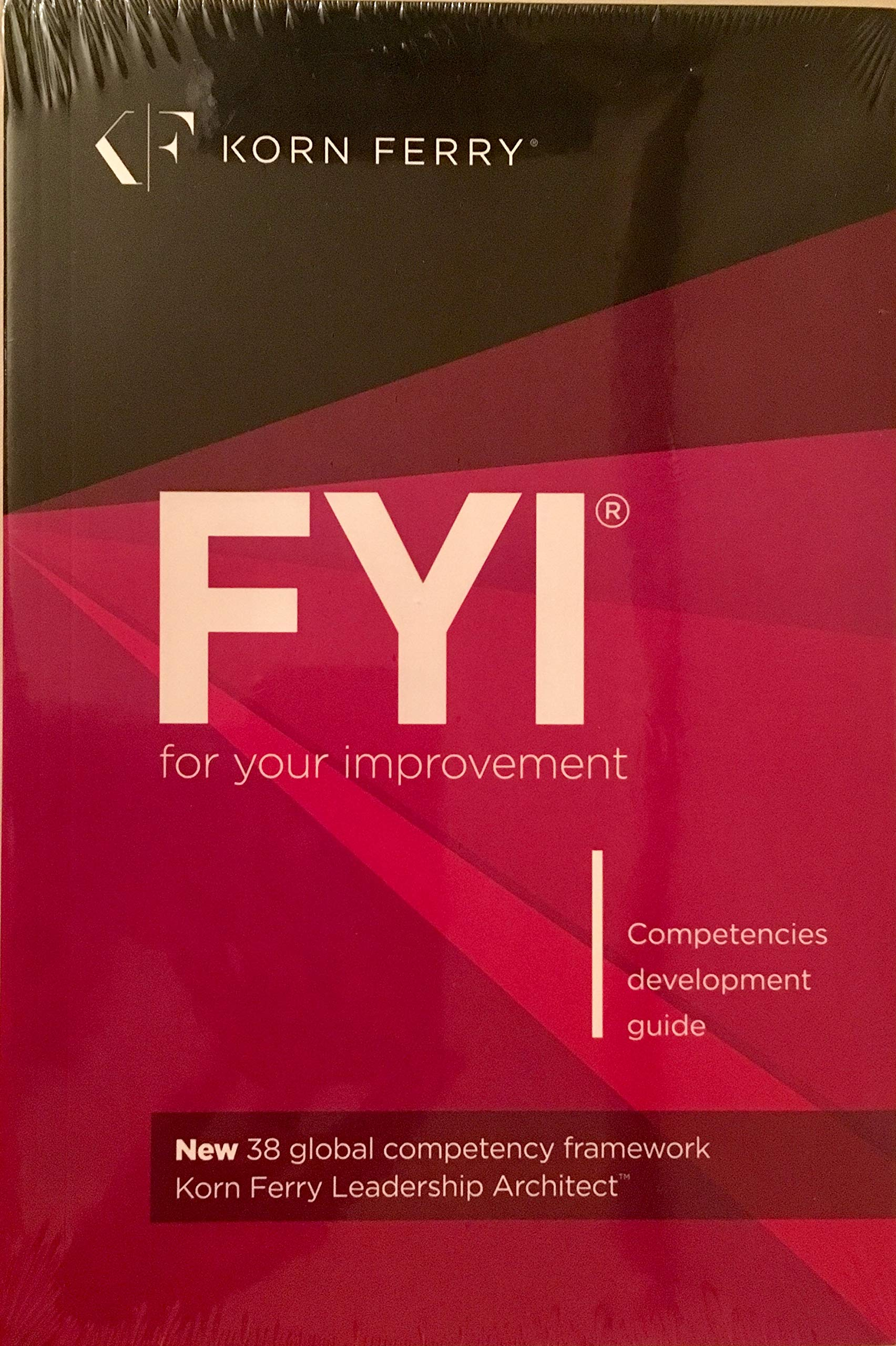 FYI: For Your Improvement - Competencies Development Guide, 6th ...