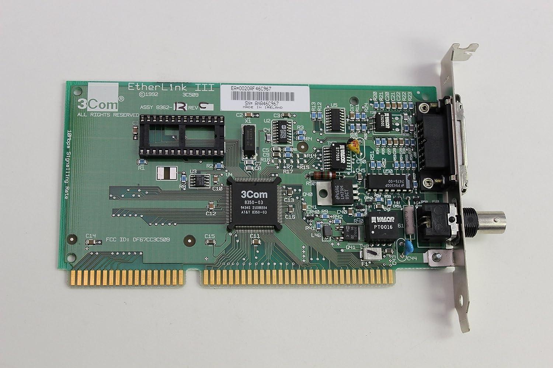 3COM 3C5X9 SERIES DRIVERS FOR WINDOWS XP