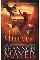 Den of Thieves (Desert Cursed Series Book 7) Kindle Edition