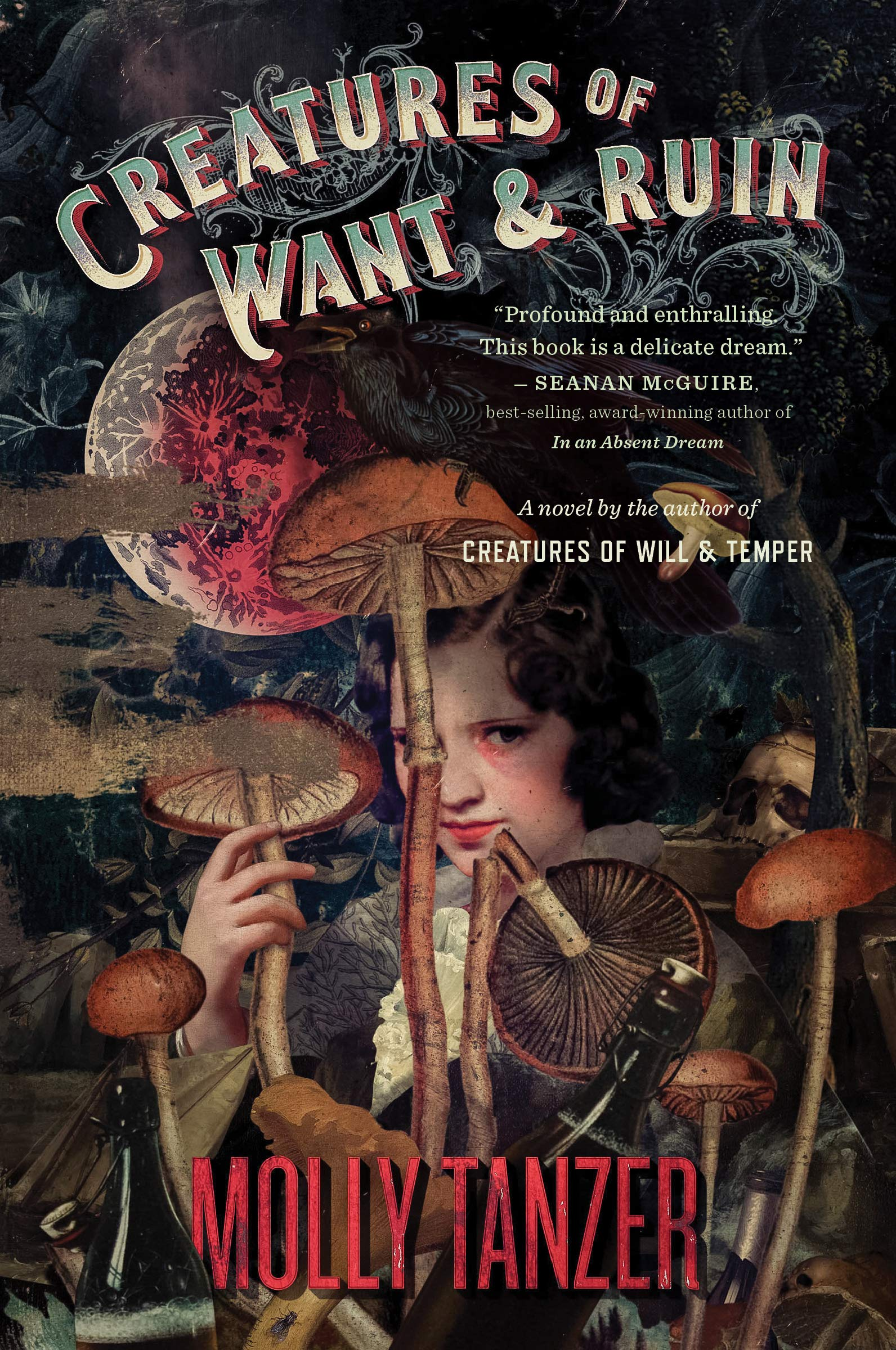 Molly Tanzer: Five Things I Learned Writing Creatures of Want and Ruin