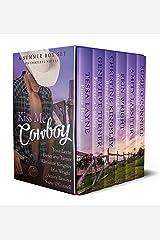 Kiss Me Cowboy: A Summer Box Set Kindle Edition