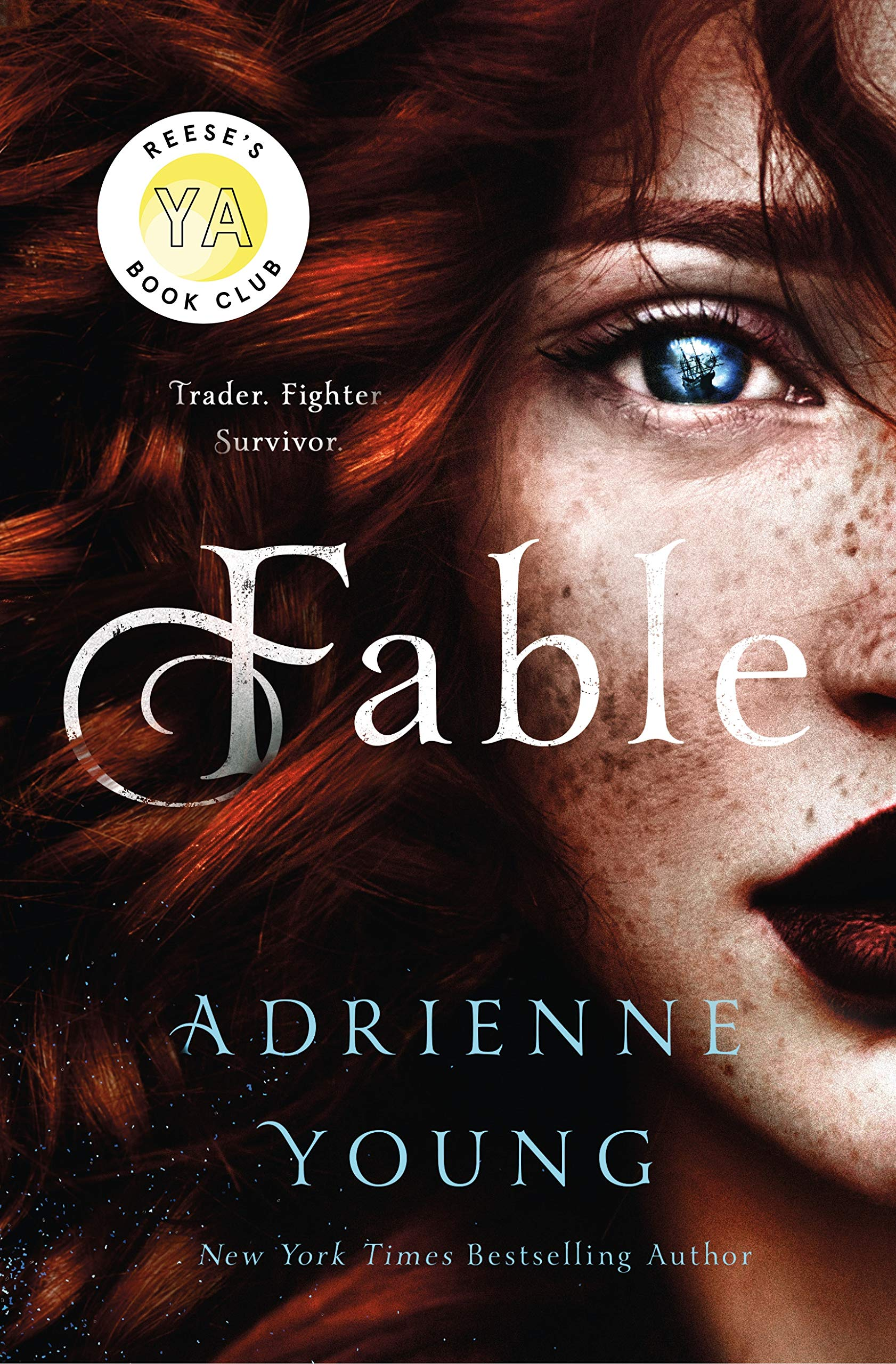 Amazon.com: Fable: A Novel (Fable, 1) (9781250254368): Young, Adrienne:  Books