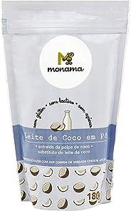 Leite de Coco em Pó Vegano Monama 180g