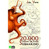 20.000 leguas de viaje submarino: Ilustrado