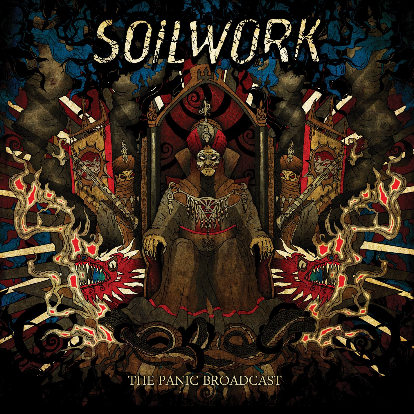 BROADCAST THE BAIXAR SOILWORK CD PANIC