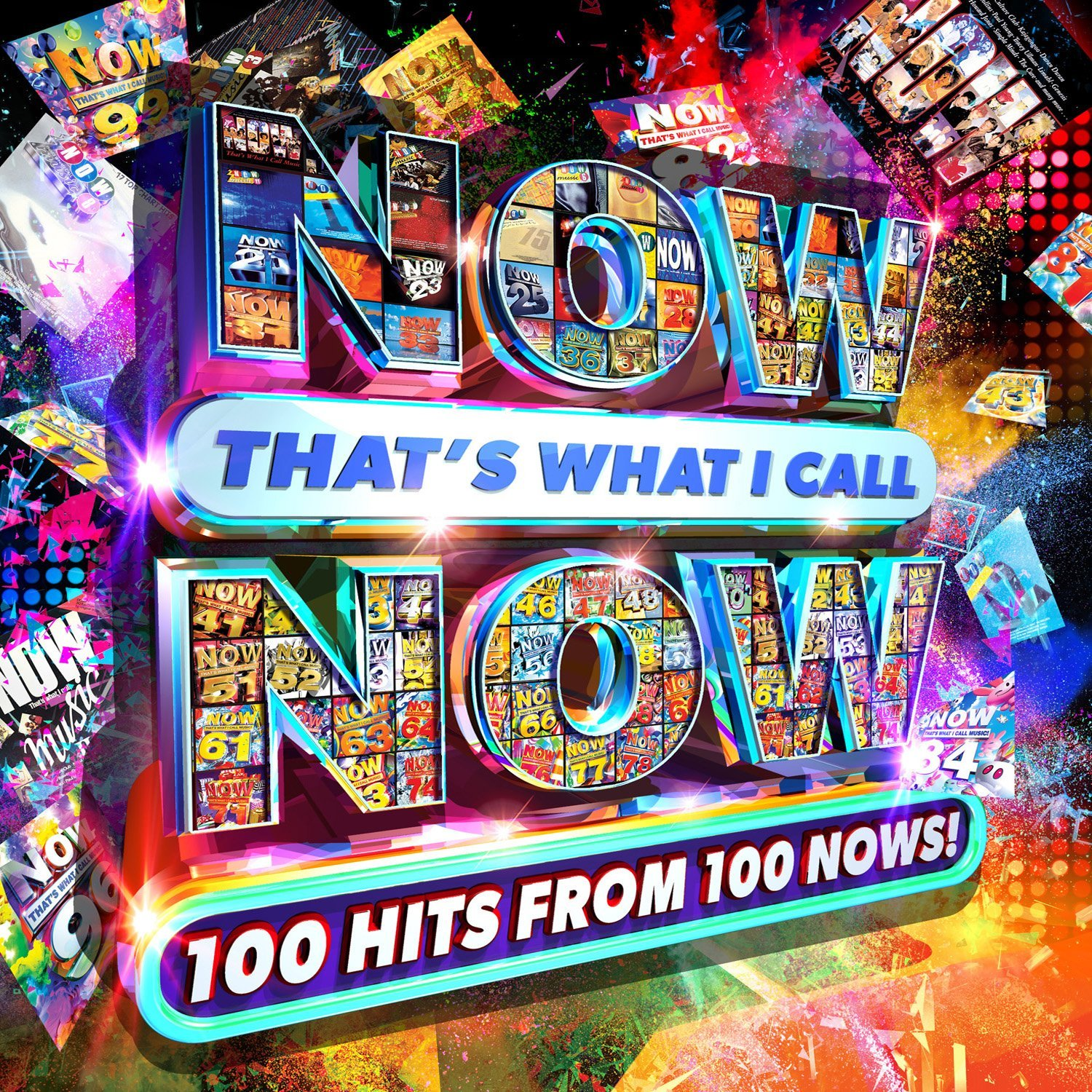 CD : VARIOUS ARTISTS - Now That's What I Call Now /  Various (Boxed Set, United Kingdom - Import)