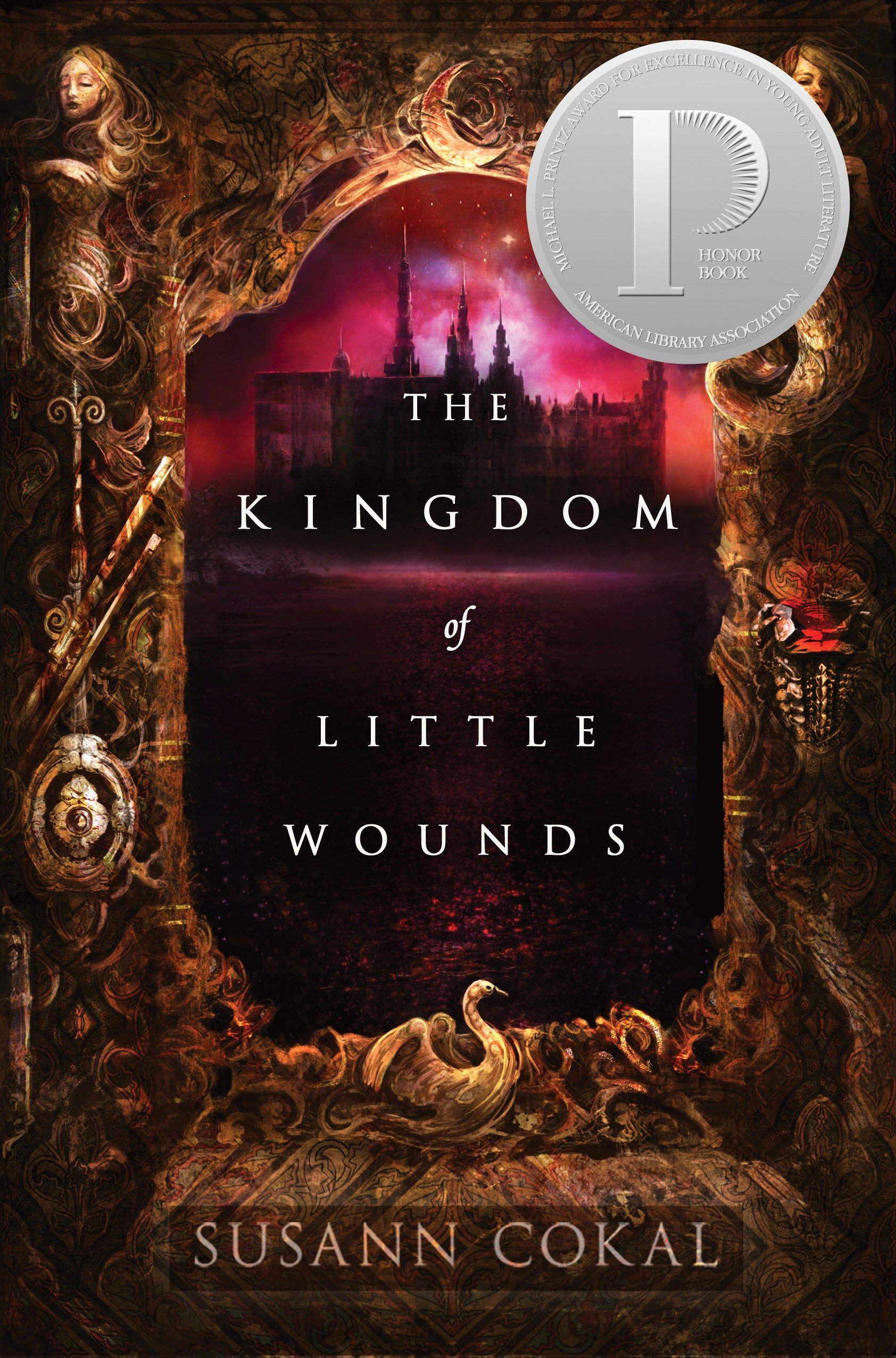 Amazon.com: The Kingdom of Little Wounds (9780763666941): Cokal ...