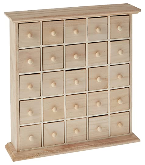 meuble en bois a tiroirs