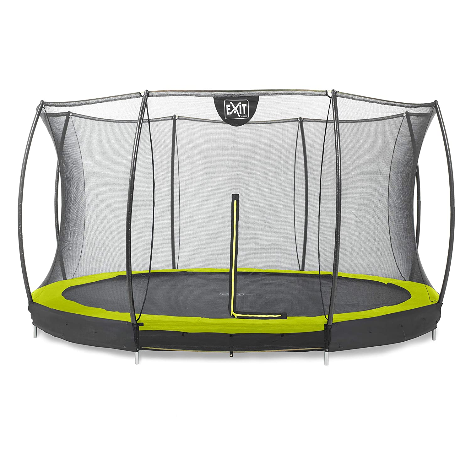 Exit - Silhouette Ground + Safetynet 427 (14ft) Limone