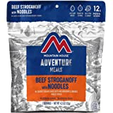 Mountain House Beef Stroganoff | Freeze Dried Backpacking & Camping Food | Survival & Emergency Food