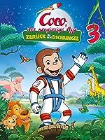 """Coco, der neugierige Affe 3 """"Zurück in den Dschungel"""" [dt./OV]"""