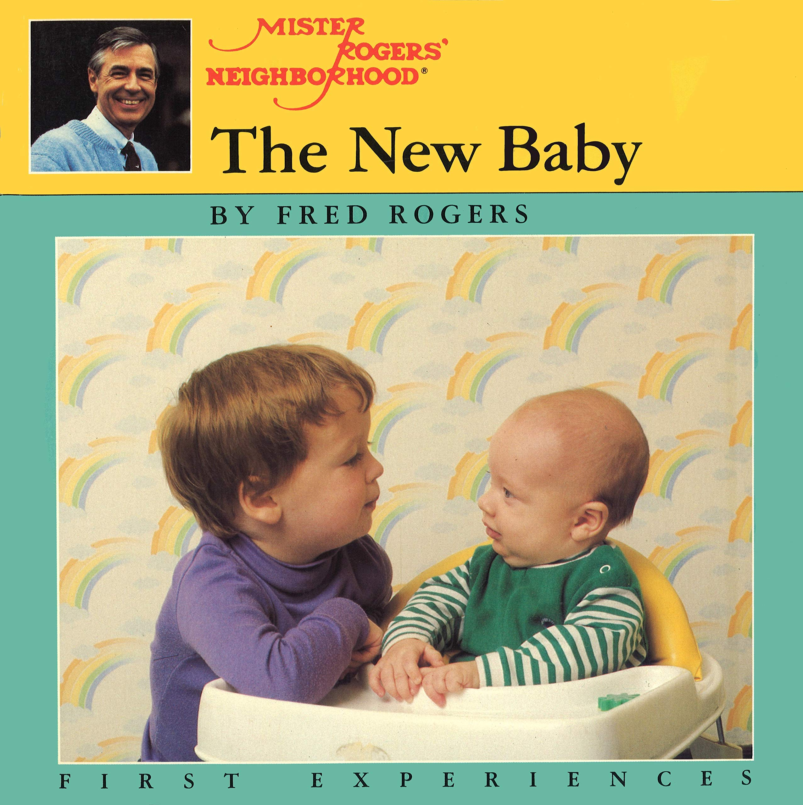 The New Baby Mr Rogers Rogers Fred 9780698113664 Amazon Com Books