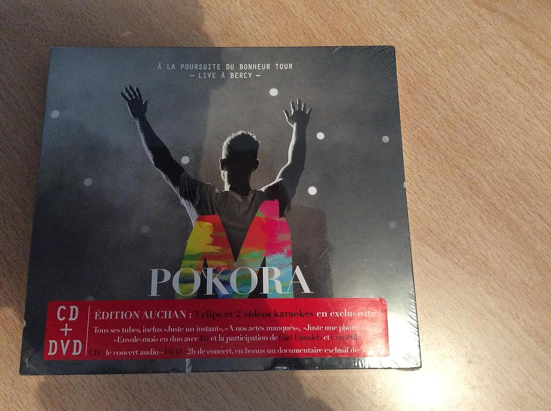 TOUR M LA TÉLÉCHARGER POURSUITE DU POKORA BONHEUR A DVD