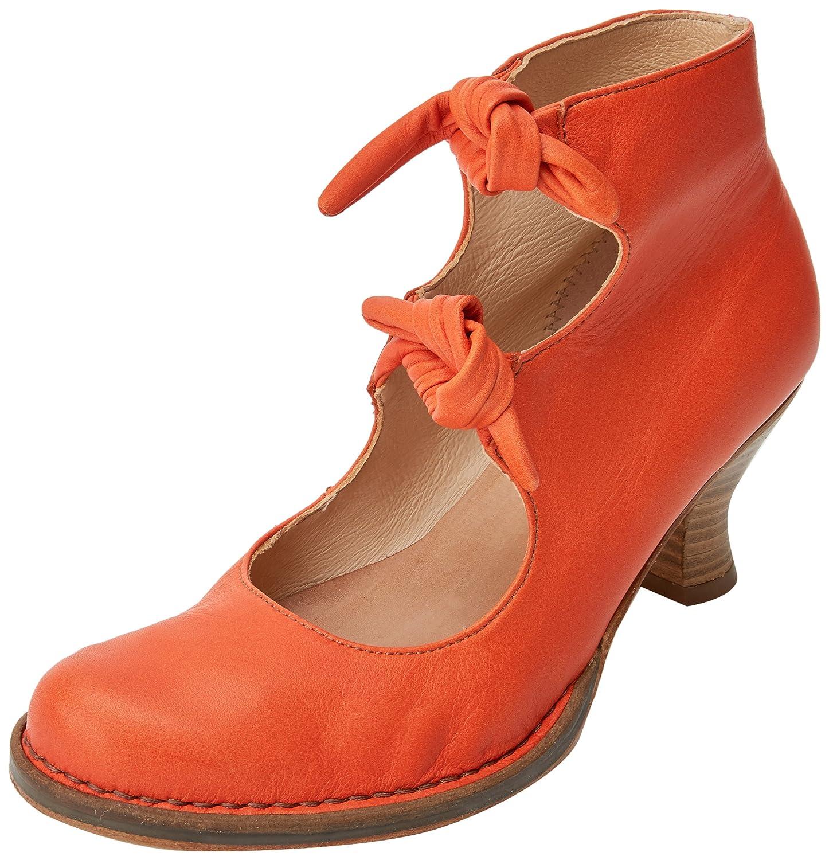 Neosens Damen S608 Suave Carrot Rococo Kurzschaft Stiefel
