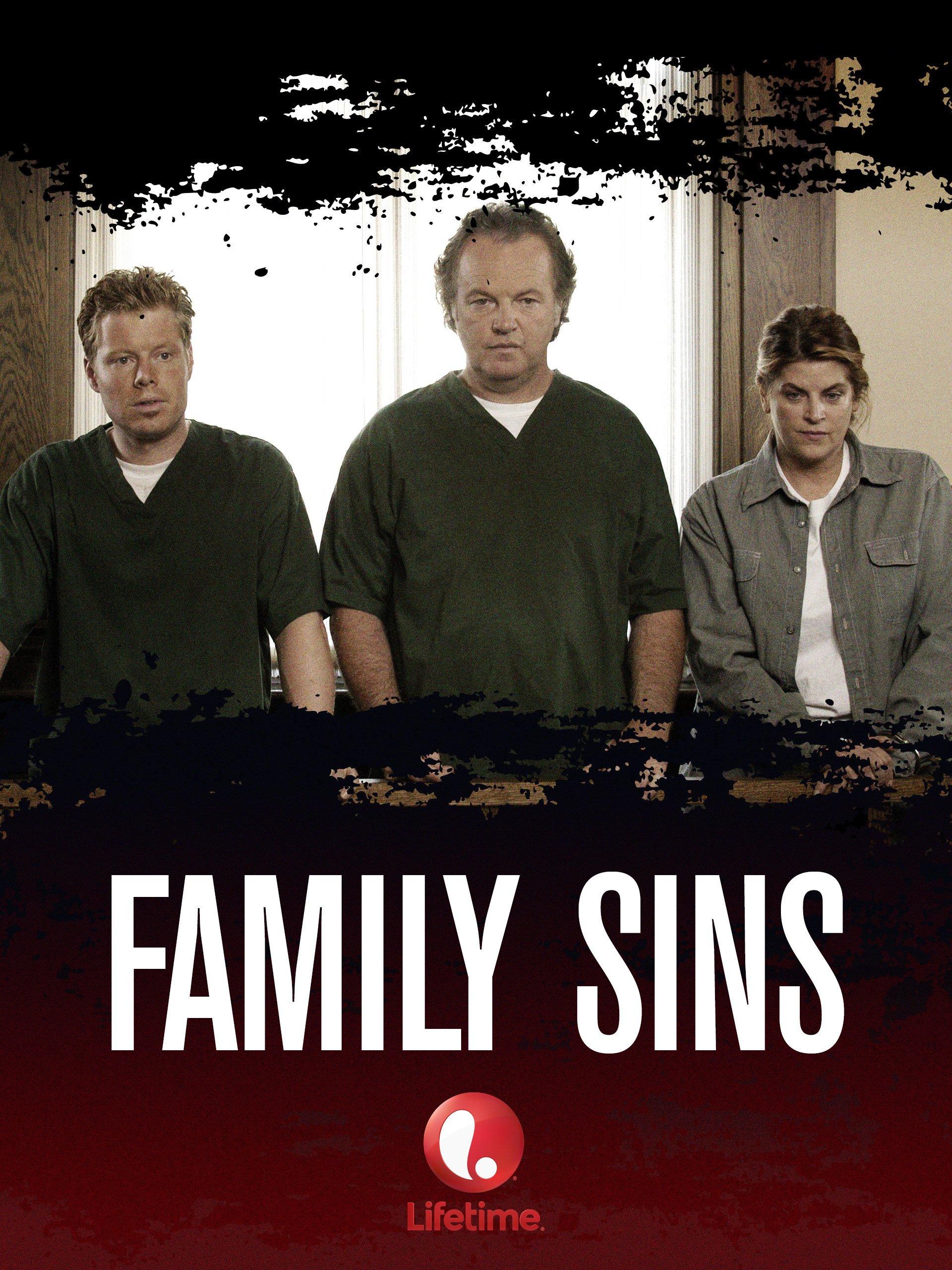 kirstie alley movie family sins