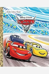 Cars 3 Little Golden Book (Disney/Pixar Cars 3) Hardcover
