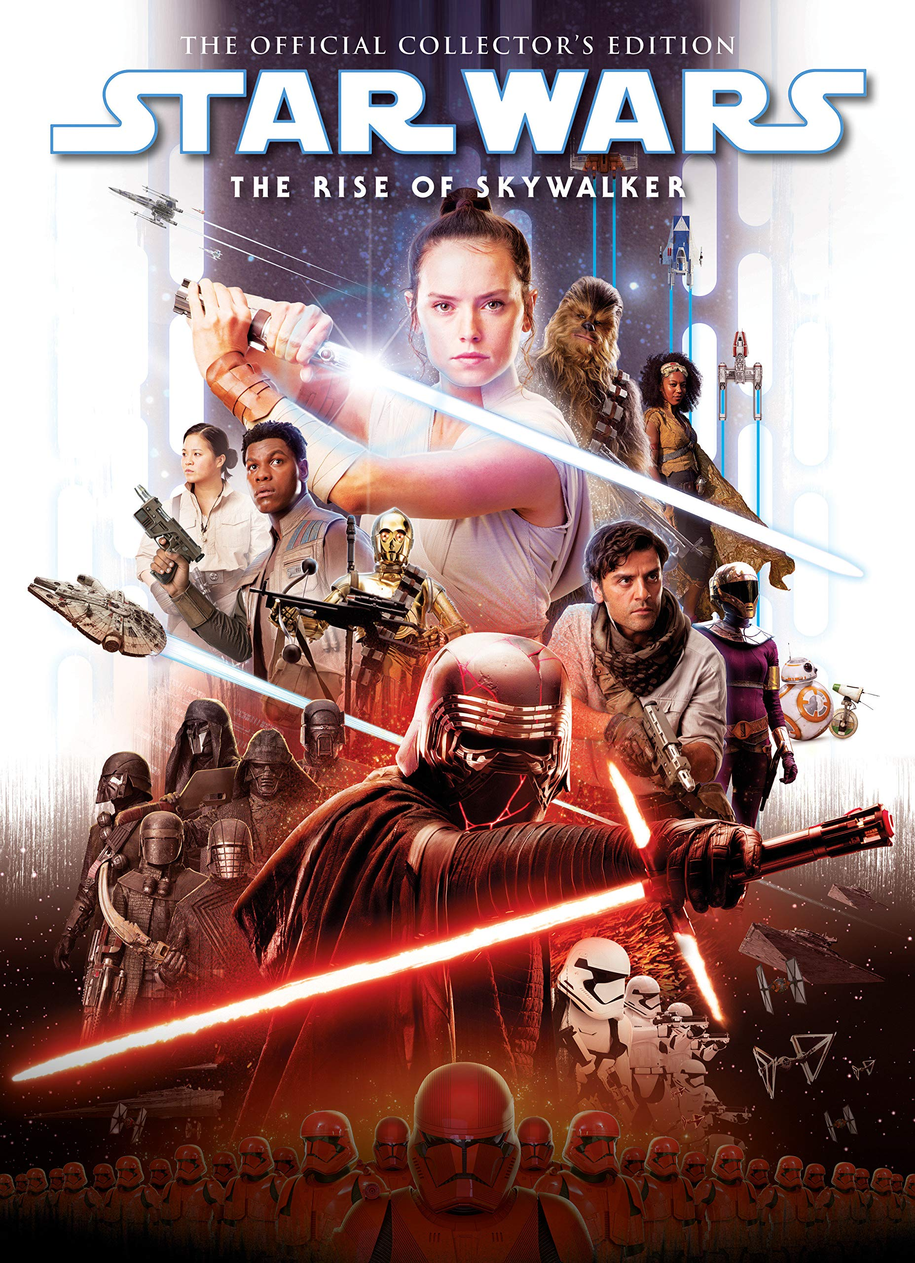 Buy Star Wars: The Rise of Skywalker The Official Collector's Edition Book Book Online at Low Prices in India | Star Wars: The Rise of Skywalker The Official Collector's Edition Book Reviews