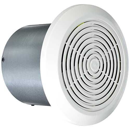 Cost To Replace Bathroom Exhaust Fan: Ceiling Replacement Round Vent Fan Motor: Amazon.com