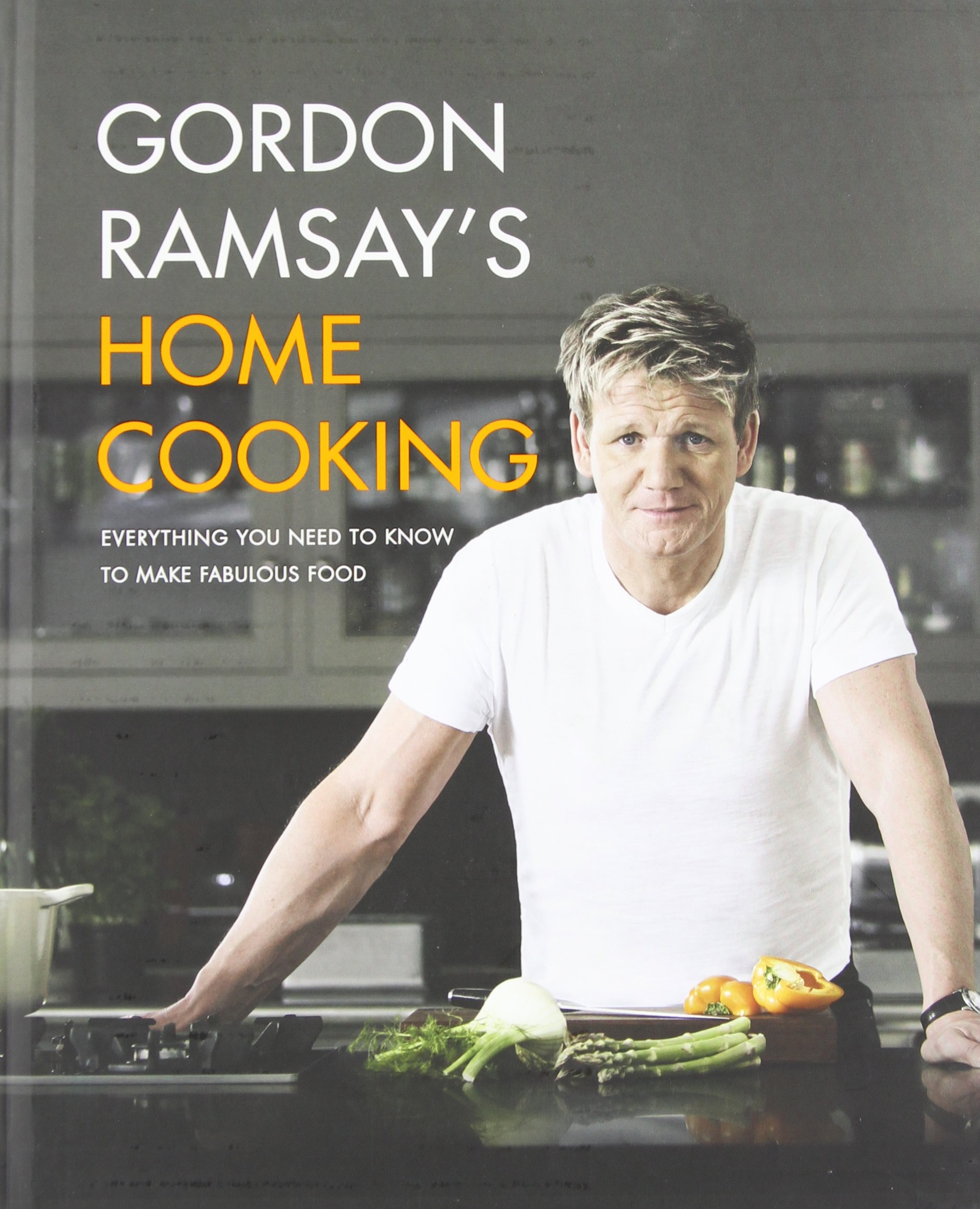Gordon Ramsay Recipe Book