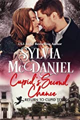Cupid's Second Chance: Small Town Romance (Return to Cupid, Texas Book 8) Kindle Edition