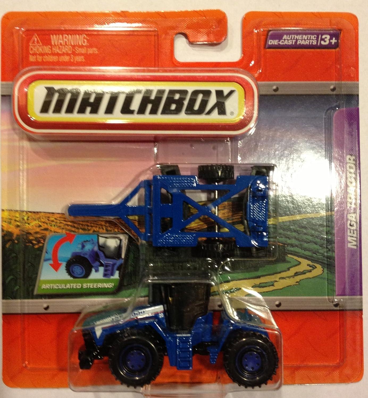 MATCHBOX Mega Tractor N3242 JSE 4000 IN BLISTER PACK