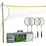 Franklin Sports Badminton - Starter, Family, & Professional Sets