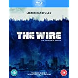 The Wire: The Complete Series - Season 1-5 [Blu-ray]